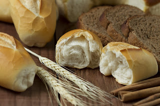 healthy carbohydrate foods,wheat-bread-