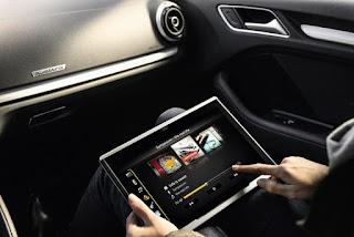 Connessione Internet con Audi