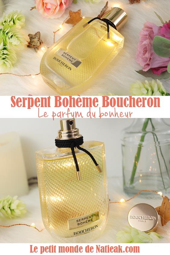 parfum doux de caractère Boucheron Serpent Bohème