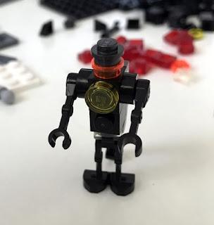 lego star wars 75183 darth vader transformation black medical droid minifigure