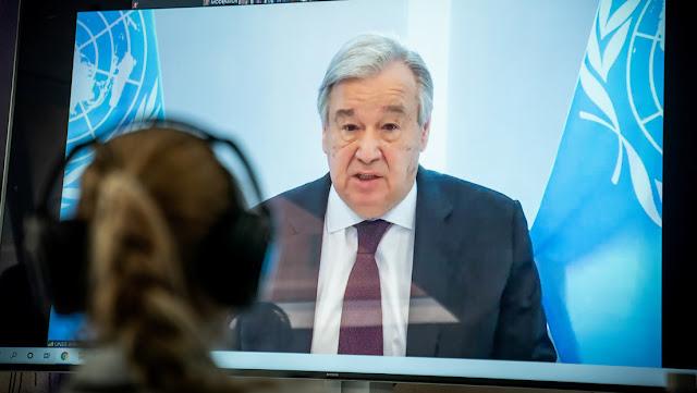 """La ONU advierte sobre una """"catástrofe generacional"""" en la educación por el coronavirus"""