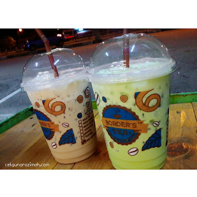 borders tea parit buntar, borders tea, dating,
