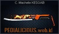 Combat Machete KESGAB