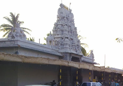 This lord Ganesha's temple is one of some fine tourist places in Coimbatore.