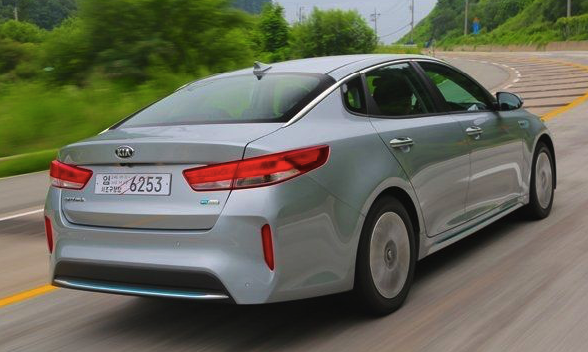 2017 Kia Optima Plug In Hybrid Review