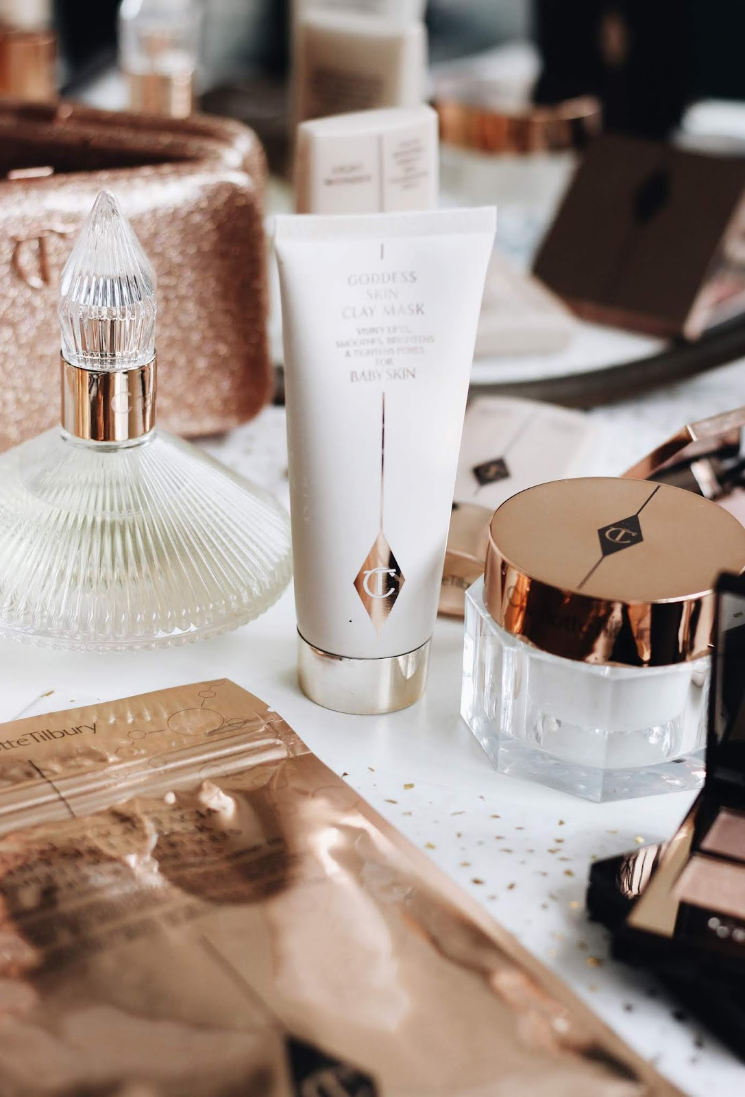 Charlotte Tilbury Skincare Collection