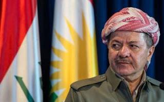 فضيحة : نائبة كردية تقول ان مسعود بارزاني يهرب مليون برميل نفط يوميا…و جاء بالاستفتاء لتغطية سرقاته !