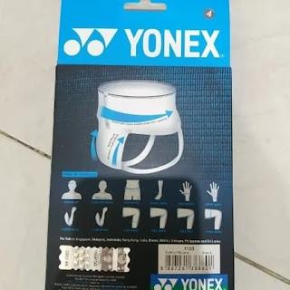 Celana Hernia Yonex Supporter Wide 1105