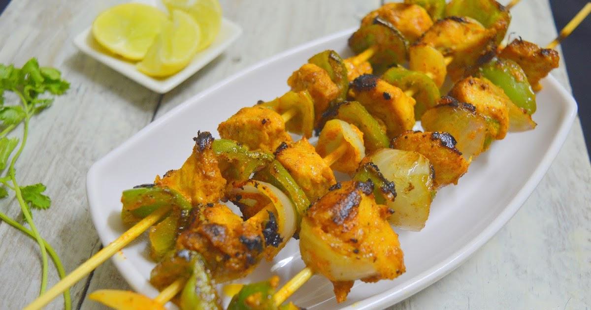 how to make tandoori chicken on gas stove