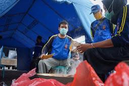 Rahma Dukung Pembentukan Dapur Umum untuk Masyarakat Tanjungpinang Terdampak PPKM