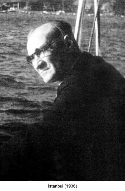 Atatürk İstanbul 1935 Fotoğraf