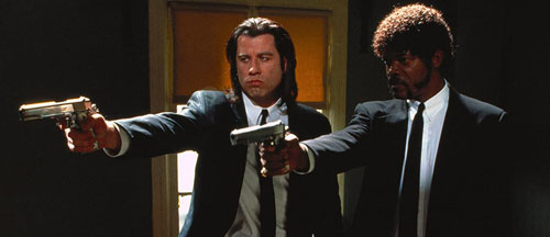 The Entertainment Factor Dvd Blu Ray Quentin Tarantino S Pulp Fiction 1994 Reissue
