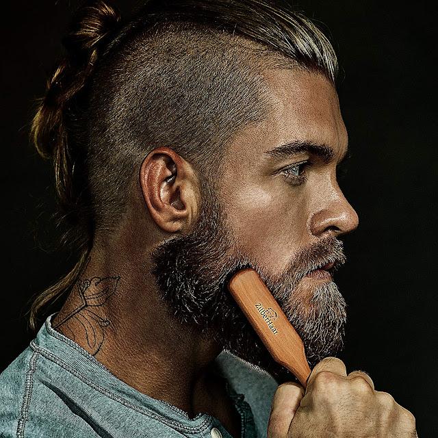 Boar Beard Brush