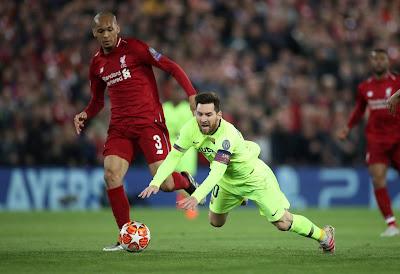 زي النهاردة.. شاهد ريمونتادا تاريخية لـ ليفربول أمام برشلونة
