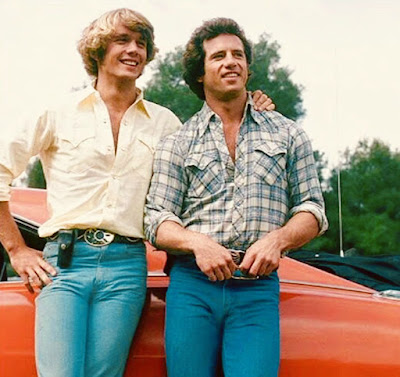 Kathy Wopat's husband Tom with his co-actor