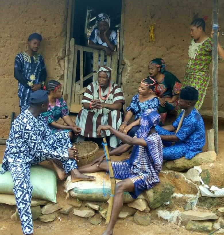 A MUST READ STORY FOR ALL YORUBA:- The Origin Of 'Iyawo', The Yoruba Word For 'Wife'
