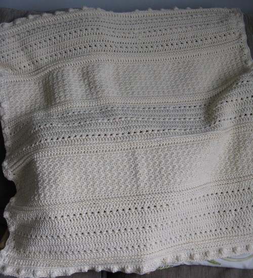May Day Blanket - Free Pattern