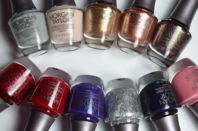 holiday nail polish collection