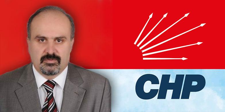 CHP'nin Yeni İlçe Başkanı Sami Özdemir Oldu