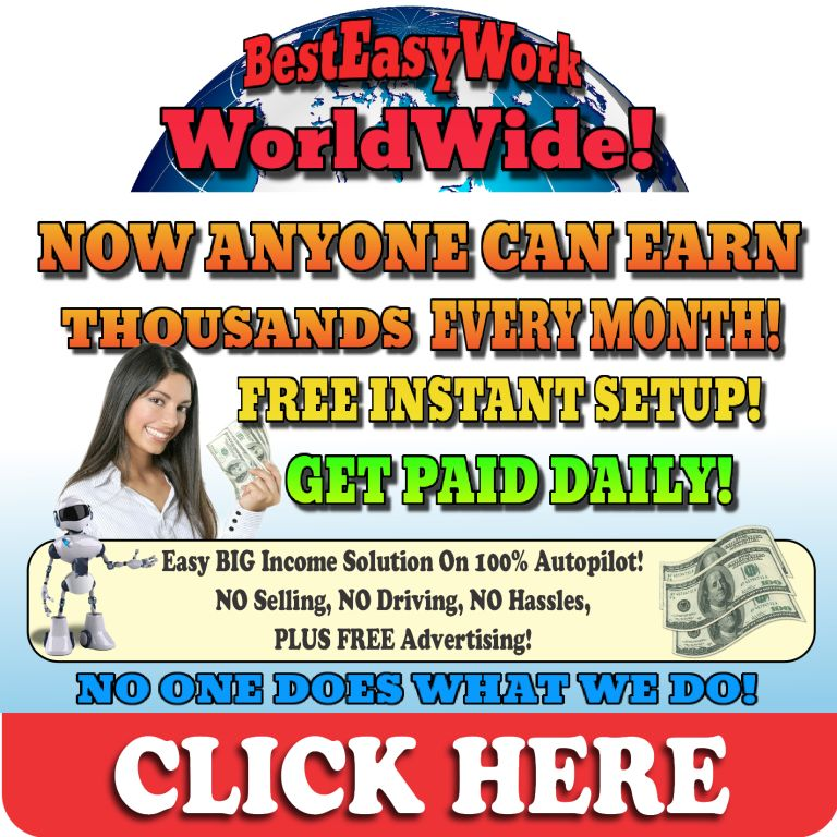 Click here now to get paid daily on 100% auto pilot!