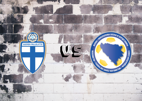 Finlandia vs Bosnia-Herzegovina  Resumen