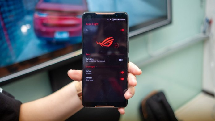 Asus ROG Phone Refresh Rate
