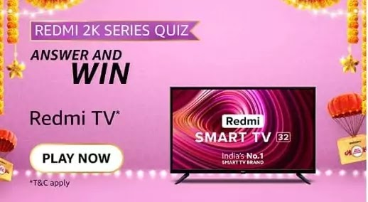 Which of the following software features are available with Redmi Smart TV Series?