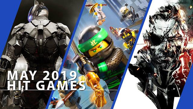 playstation now batman arkham knight lego ninjago movie video game metal gear solid 5 the phantom pain hit ps4 games may 2019