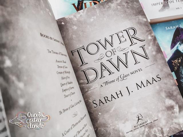 Resenha: Torre do Alvorecer - Sarah J. Maas