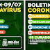 Em 30 dias, número de casos de Covid-19 subiu de 13 para 62 em Belém do Brejo do Cruz