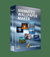 تحميل برنامج صناعة صور متحركة ANIMATED WALLPAPER MAKER مع سيريال التفعيل