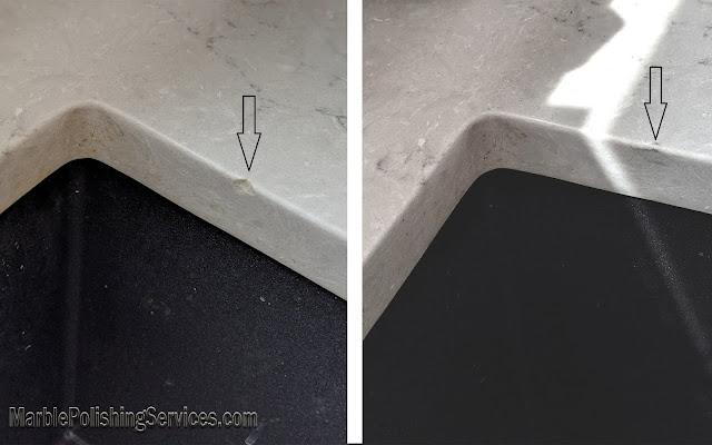 quartz countertop repair service