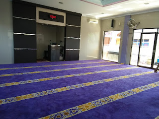 Supplier Karpet Masjid Online Lumajang