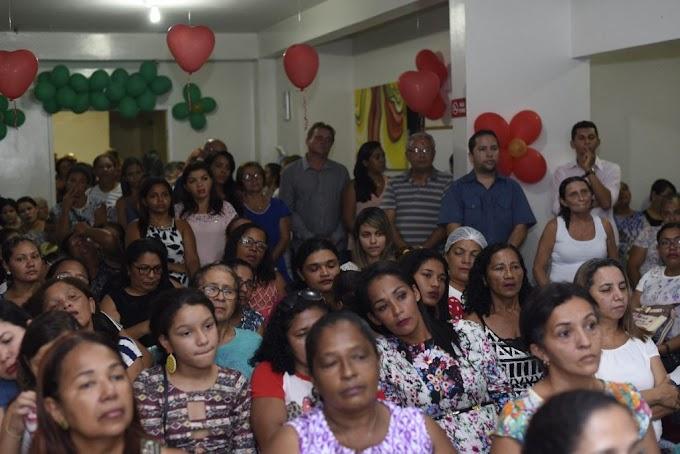 Hospital Geral Municipal realiza evento em alusão ao dia das mães