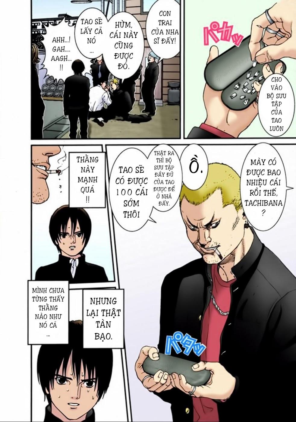 Gantz Chap 24: Sức mạnh trang 8