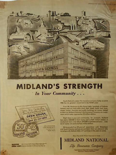 Midland National In Your Community Life Insurance History