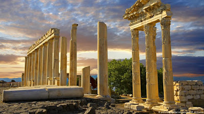 Ανασκαφές με κοινωνική πτυχή στη Πέργαμο