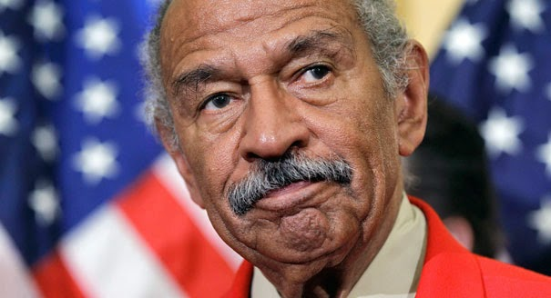 Image result for John Conyers, Jr. cartoons