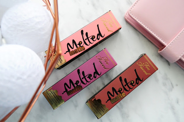 Zakupy Aliexpress #1 | Fake Too Faced Melted Matte