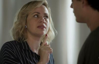 Malhação - Toda Forma de Amar: Regina ameaça sair de casa por causa de Serginho
