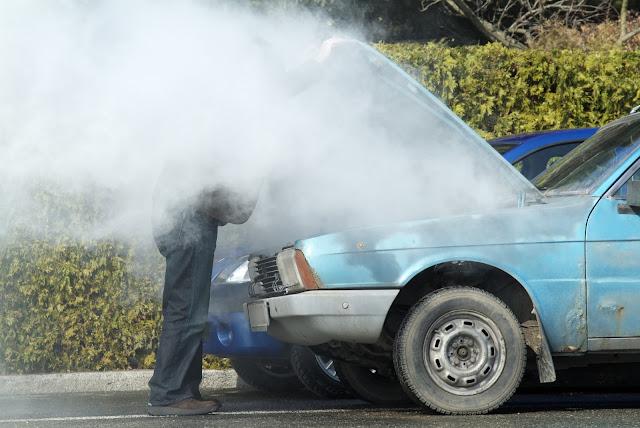Penyebab Temperatur Mesin Panas Banget