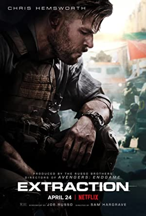Extraction (2020) Hindi And Tamil Dubbed  480p Download