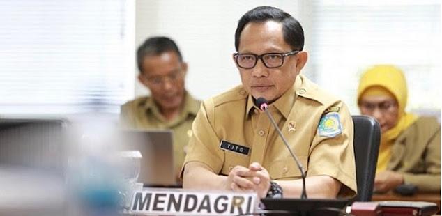 Mendagri Tito Berpotensi Melanggar Konstitusi