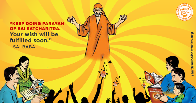 Shirdi Sai Baba's Blessings For Stress Management And Desired Work Opportunity