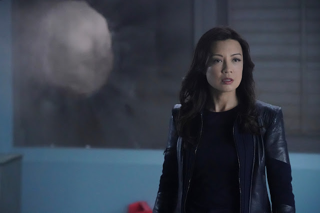 Melinda May in Agents of SHIELD s7e11