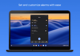 Google Clock app For Android 6.0