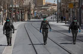 Israeli Police Block Entries To Several Cities