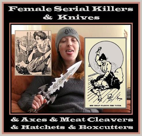 serial killer methods