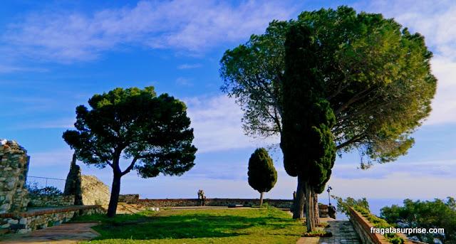 Castelo de Castelmola, Sicília