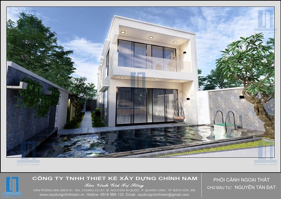 BT01: Biệt thự 01- Bửu Long, Biên Hòa